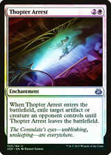 Thopter Arrest FOIL Aether Revolt NM White Uncommon MAGIC MTG CARD ABUGames
