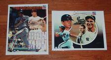 Lot of 2 Sept 6, 1995 Cal Ripken Jr Lou Gehrig 2,131 First Day 8x10 Color Photos