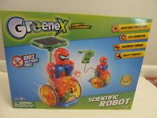 Greenex Scientific Robot Solar Powered Educational Kit, Item 36507