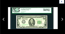 MAKE OFFER  Kansas City Fr. 2152-J $100 1934  PCGS Choice About New 58PPQ ======