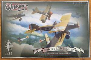 Wingnut Wings 32004 RAF Bristol F.2b Fighter Model Kit 1:32 Brand New In Box