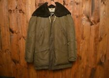 60's COMFY OUTDOOR GARMENT VINTAGE PARKA MILITARY ARMY GOOSE DOWN JACKET M-40-42