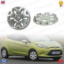 "1 X 14"" pulgadas Rueda Recortar/Cubierta Set sirve para Ford Fiesta MK6 2008 en"