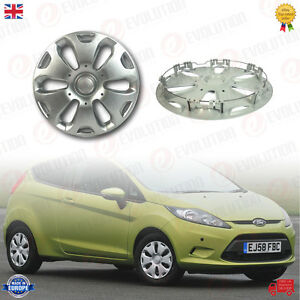 """1 X 14"""" INCHES WHEEL TRIM / COVER FITS FORD FIESTA MK6 2008 ONWARDS"""