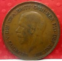 A 1930 One Penny from Great Britain KM# 838 A-142