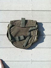 M40/M42 Gas mask Carrier, Round Bottom, NWOT , NSN#4240-01-224-4196