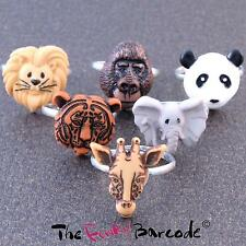 Resin Band Costume Rings without Stone