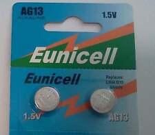Batteries - 1.5V - LR44/AG13/357 Button cell Alkaline pack of 10 - in Australia