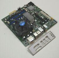 INTEL DQ45CB LGA 775 MicroATX Motherboard DDR2 PCIe x16 DVI-I  for Core 2 Quad