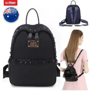 Fashion Girl School Bag Travel Cute Backpack Satchel Women Shoulder Rucksack OZ