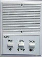 Pacific Electronics 3404 Apartment Intercom Station, 4 Wire, Brand New