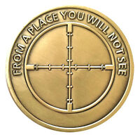 Vendetta Oath Keeper Promise Heads Tails Challenge Coin US SELLER FAST SHIPPING