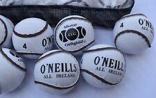 O'Neills Hurling Balls Sliotars GAA Official Size 4 balls CLG logo(12 Sliotar)