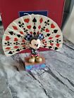 """Disney Traditions Mickey """"All Decked Out"""" 4050405 rare mickey mouse jim shore"""