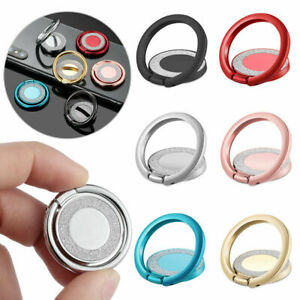Universal Bling Phone Ring Holder for Apple iPhone 12 11 Pro X XR Samsung Huawei