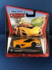 DISNEY PIXAR CARS 2 FABRIZIO #47 NIP - CHASE