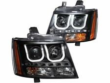 For 2007-2013 Chevrolet Avalanche Headlight Set Anzo 91816BC 2008 2009 2010 2011