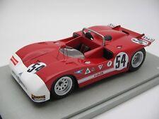 1/18 scale Tecnomodel Alfa Romeo T33/3 Brands Hatch 1000 km 1971 - TM18-50A