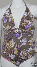 Pez D'Or Barcelona Maternity Maldivas Floral One Piece Swimsuit - Size XL - New!