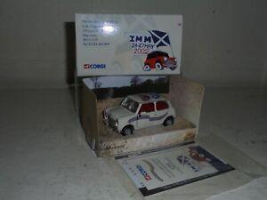 Corgi Classics-CP82223 Mini-cream-Caledonian Mini Club-Ltd.Ed.(2002)- mint/boxd