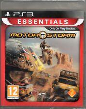 MOTORSTORM GAME PS3 (motor storm) ~ NEW / SEALED