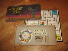 vintage 1964 Ideal The TWILIGHT ZONE tv show board GAME 22451-8 RARE