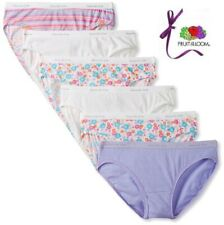 Fruit of The Loom Women's Cotton Hipster Panties 6-Pack