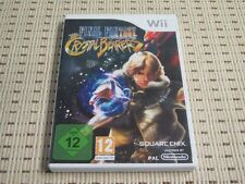 Final Fantasy Crystal Chronicles The Crystal Bearers für Nintendo Wii und U OVP