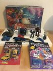 Vintage Transformers G1 Lot Case And Figures. For Sale