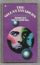 The Silent Invaders, Robert Silverberg, Ace Paperback