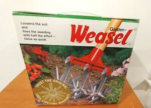 Original Garden Weasel  BRAND NEW IN BOX