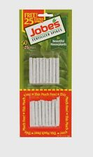 New!! Jobe's Fertilizer Spikes For House Plants 50 pk 13-4-5 05301T