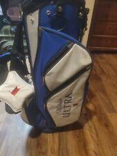 Never used michelobe ultra golf bag