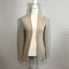 Abercrombie & Fitch Women Open Front Cardigan Sweater Knit Top Size Small - C169