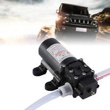 12V 60W Pompe Vidange D'huile D'électrique Transfert Extracteur Siphon Auto Kit