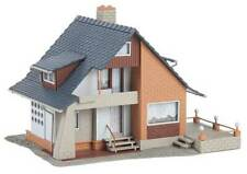 Faller HO Scale Building/Structure Kit Brick/Stucco House with Balcony