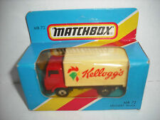 Matchbox 1-75 Delivery Diecast Trucks