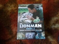the lionman series 2 6 disc did new and sealed freepost