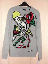 GREAT GIFT!!! DIESEL SWEATER/JUMPER K-COLIN MAGLIA - SIZE M RRP £480