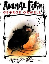 Animal Farm (Illustrated edition)-George Orwell, Ralph Steadman