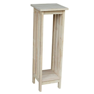 """International Concepts 3069 Plant Stand, 36"""", Unfinished"""