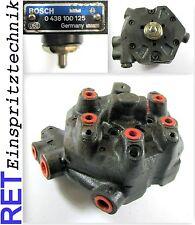 Mengenteiler BOSCH 0438100125 Audi 100 200 2,2 2,3 Quattro original