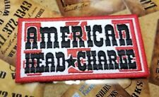 American Head Charge patch