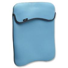"Second skin - Sleeve reversibile per Netbook, Tablet 10"" Azzurro/Verde"