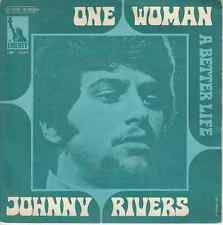 45 T SP JOHNNY RIVERS *ONE WOMAN*
