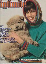 Revue Intimité N°1680 janvier 1978 roman-photo complet tricot
