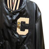 Vintage Birdie Jacket by Richard A.Leslie Made In USA Letter Style Jacket Size L