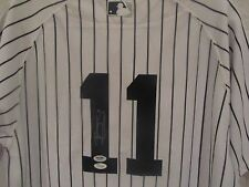 Brett Gardner Yankees Game Used & Autographed Home Jersey (Vs. Red Sox '13)-MLB