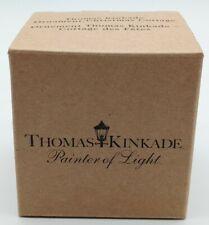 2008 Thomas Kinkade Painter Of Light Tree Ornament Christmas Cottage Avon