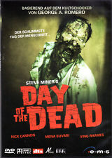 Day of the Dead , 100% uncut , new and sealed , Steve Miner's